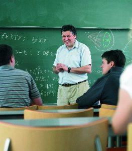 Professor Imre Leader