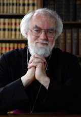 The Most Reverend Professor Rowan Williams