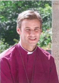 The Right Reverend Tim Thornton
